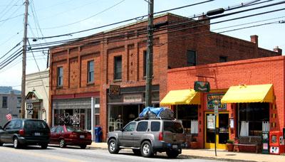 Sunny Side Cafe, Weaverville, NC